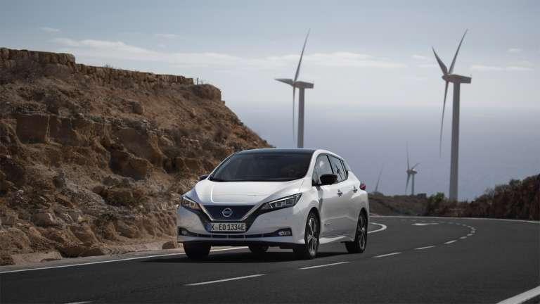 Nuevo Nissan Leaf 2.zero: tecnológicamente a la última