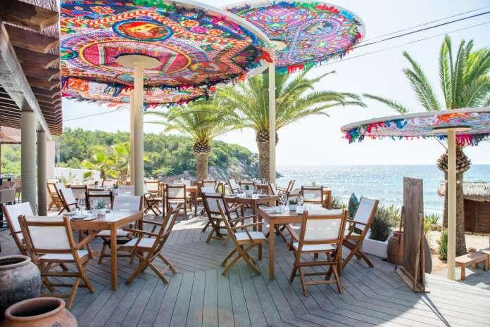 En 2017 Aiyanna ganó el premio de White Ibiza como mejor nuevo restaurante de la isla. Foto: Aiyanna Ibiza