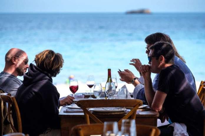 El restaurante tiene unas vistas impresionantes. Fotos: Sergio G. Cañizares