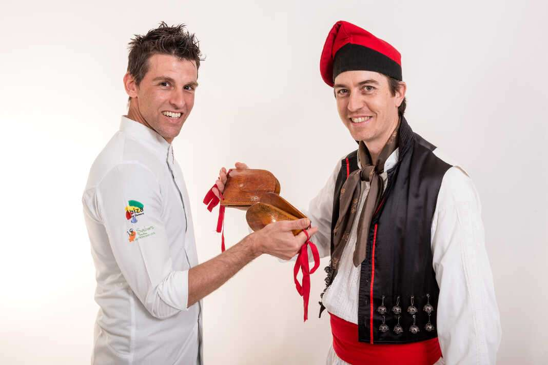 Gonzalo Aragüez y Toni Tirurit. El 23 de abril,, chefs y productores, 'face to face' en Jesús.