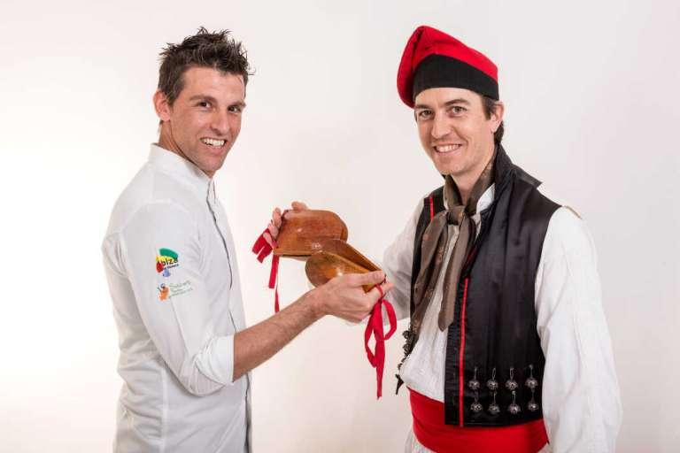 Chefs y productores, cara a cara