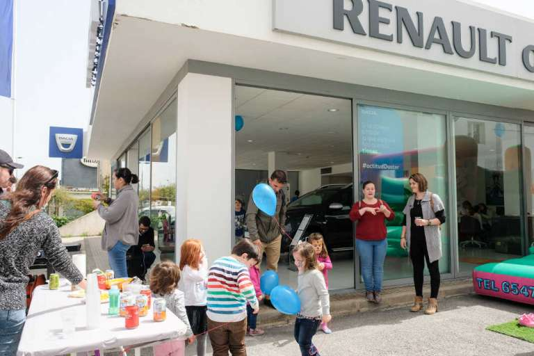 Punicauto. Y llegó el Duster Family Day de Dacia