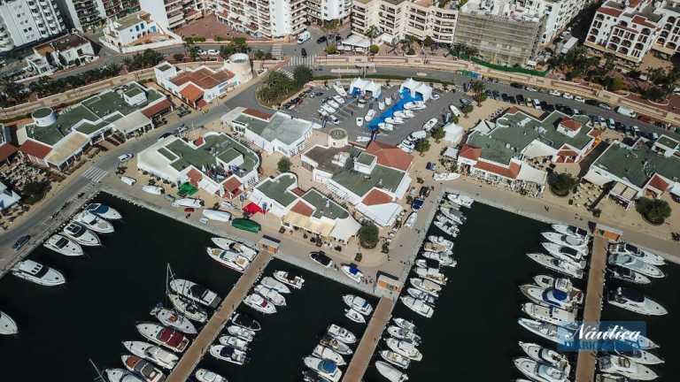 Feria Náutica. El placer de la navegación desembarca en Santa Eulària