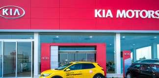 El concesionario Tracxion Cars, en Eivissa, dispone del nuevo Kia Stonic. foto: sergio g. cañizares
