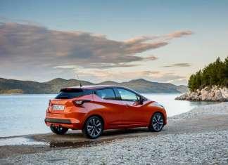 El nuevo Nissan Micra tiene un aspecto atlético y equilibrado que no pasa desapercibido.