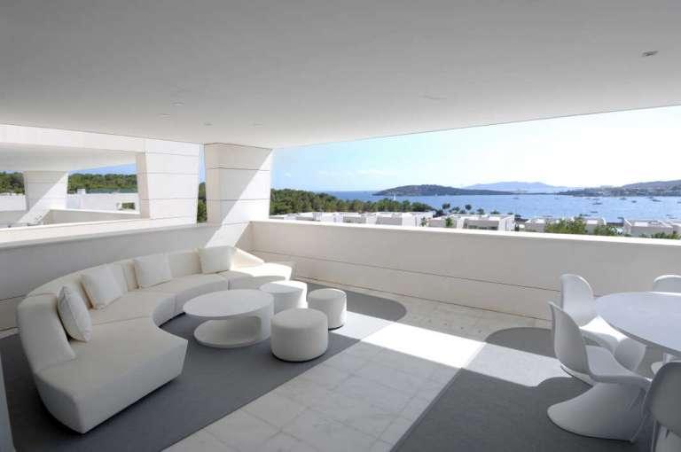 Ibiza Sotheby's International Realty. Una propiedad para cumplir sueños con vistas de impacto