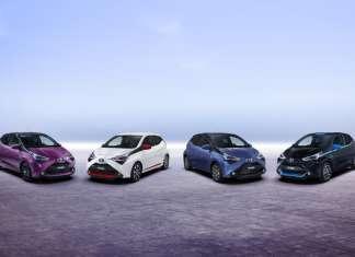 El nuevo Toyota Aygo se presentó en el Salón del Automóvil de Ginebra. Foto: Toyota
