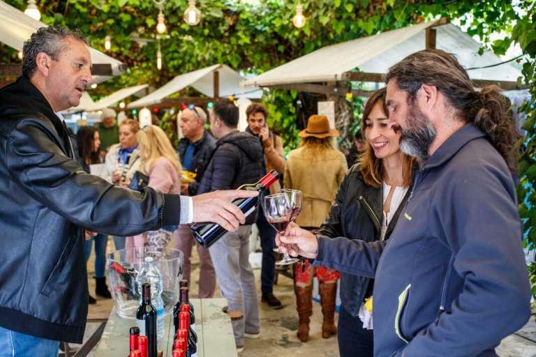 Lluvia de vinos con éxito en el Festival de Vino & Co