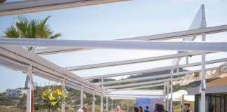 Espárragos blancos en Coco Beach Ibiza saben apreciar la delicadeza de productos de calidad para cocinar platos como el solomillo con bogavante. Reservas al (+34) 663 993 071 y 'www.cocobeachibiza.com' foto: coco beach ibiza