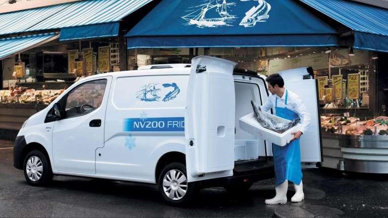 Las furgonetas Nissan NV2oo, NV300 y Nv400, los vehículos más versátiles