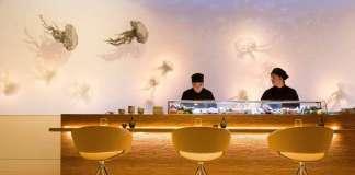 degustación #japeruvian. El restaurante Gaia cuenta con un Sol de la Guía Repsol. foto: ibiza gran hotel