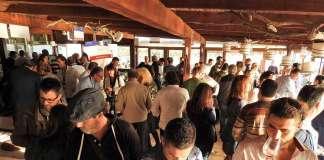 El restaurante Es Molí de Sal fue el escenario perfecto para la séptima edición de Viniterraneus en Formentera. P. M. V.