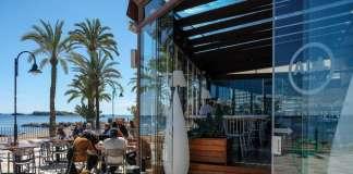 Restaurante All Ibiza.