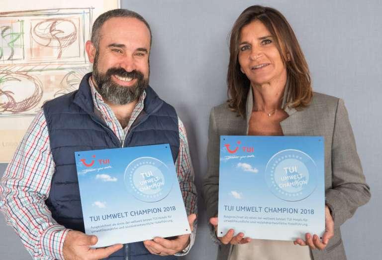'Campeones Medioambientales 2018′