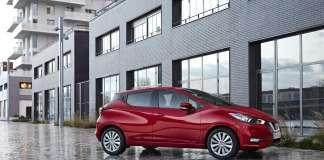 El nuevo Micra es más largo, más ancho y más bajo que antes, y ha sido concebido, diseñado y fabricado teniendo en cuenta los requisitos de los consumidores europeos de vehículos urbanos. Foto: Nissan