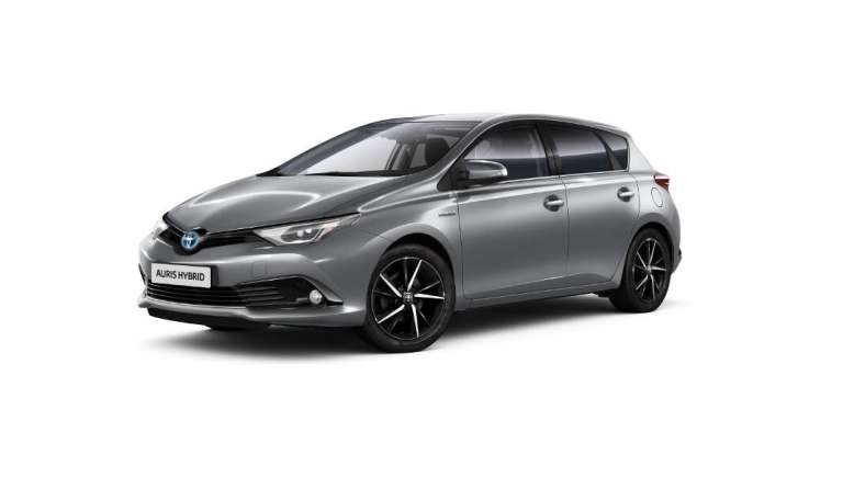 Llega la nueva generación del Toyota Auris