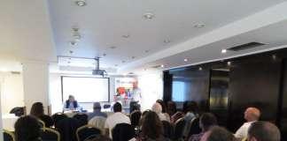 Al evento asistieron representantes y profesionales del sector. Fotos: Vestalia (Grupo herbusa)