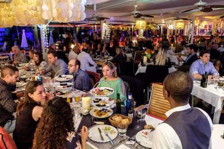 Nassau Beach Club celebró su aniversario