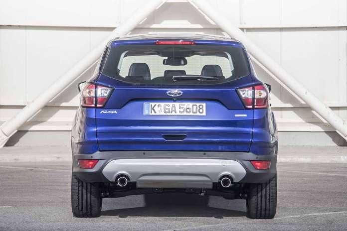 Ford en Ibiza. Toda la gama cuenta de serie con sistema 'Stop&Start'. fotos: ford