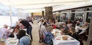 Inauguración del restaurante El Barco. Fotos: Sergio G. Cañizares