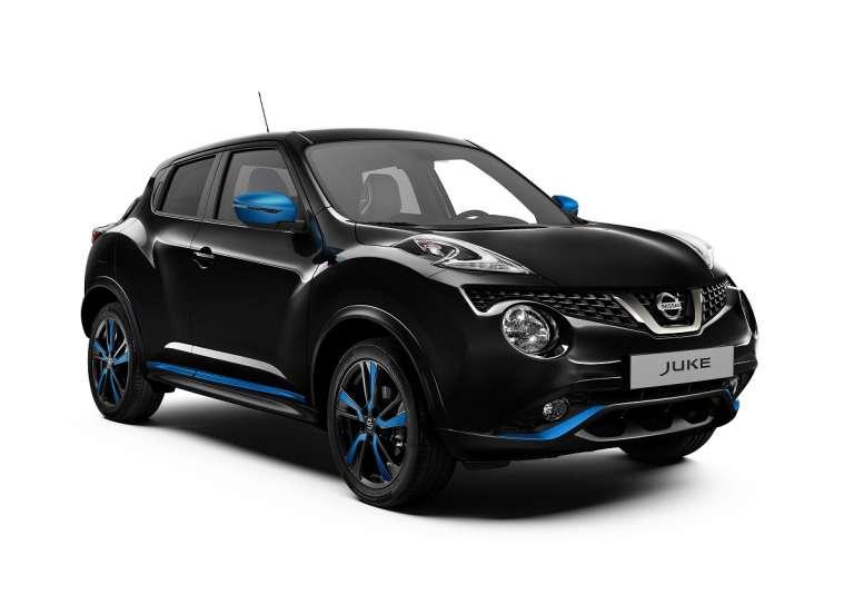 Nissan Juke: El más transgresor y único