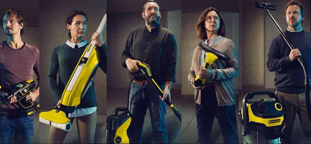 Kärcher es líder mundial en tecnologías de limpieza y ofrece productos y servicios de primera calidad. Kärcher