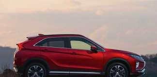 Gama SUV. El Mitsubishi Eclipse Cross es uno de los modelos que tienen a la venta en Talaia Motor, el concesionario oficial de Mitsubishi en Ibiza. km 77