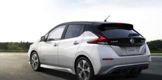 El Nissan LEAF tiene una batería que guarda más energía, es más eficiente y no ocupa espacio extra. Nissan