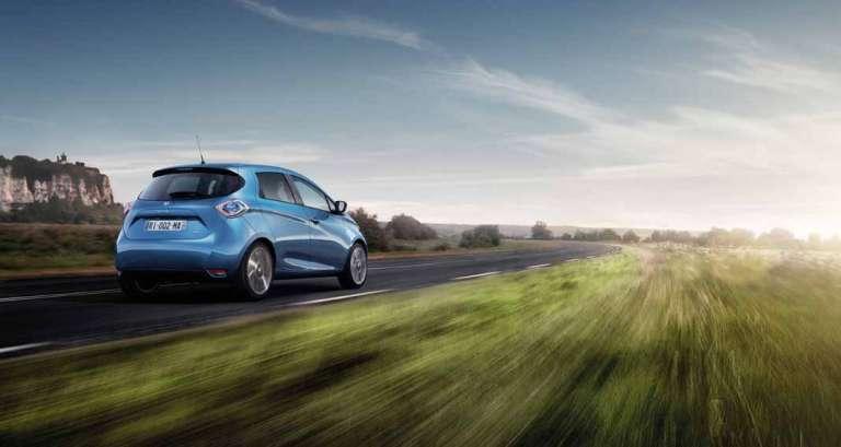Renault Zoe. Movilidad sostenible