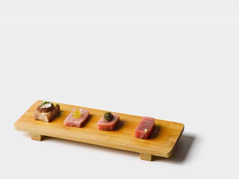 La materia prima, la gran protagonista de la oferta gastronómica de Espai Kru de Cova Santa