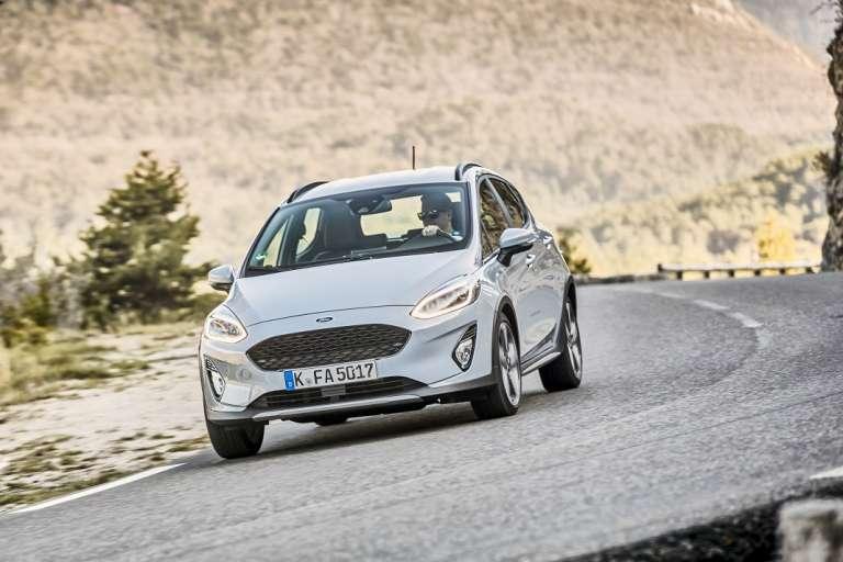 Ford Fiesta Active: Un todocamino para todo