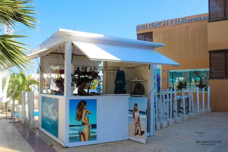Moda,  gastronomía y música en directo para inaugurar la Boutique Paloma Campos Brazilian Spirit
