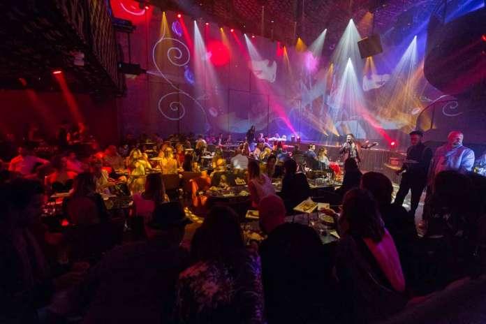 Heart Ibiza celebra una espectacular Nochevieja.