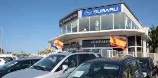 I semana de Subaru Impreza