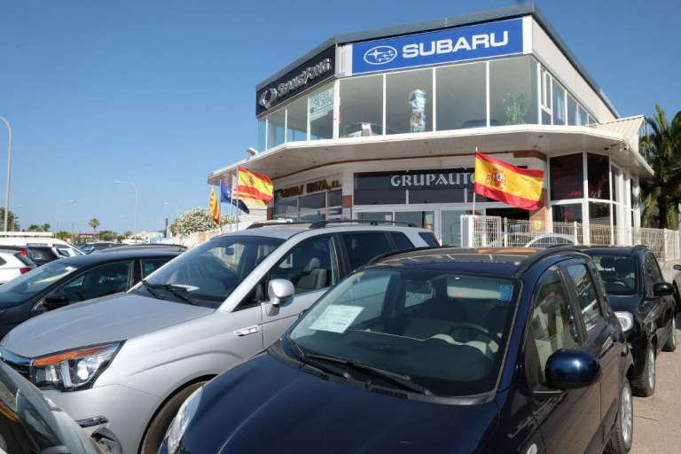 I Semana de Subaru en Ibiza