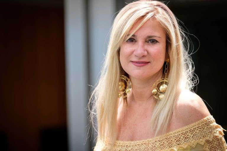 Marta Díaz: «La moda es industria y promoción para la isla»