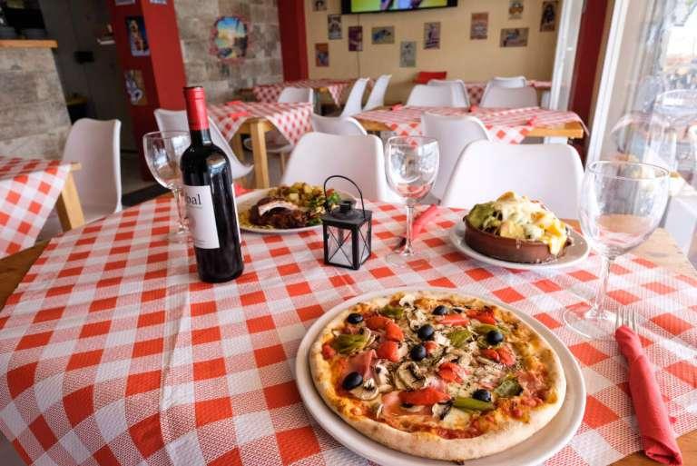 20 años de pizzas artesanas en Ibiza