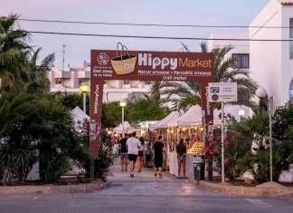 Mercadillo Hippy de Platja d'en Bossa