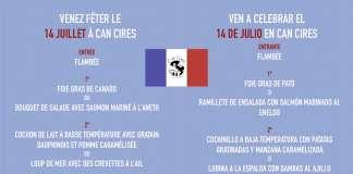 ¿Dónde celebrar el 14 de julio en Ibiza?