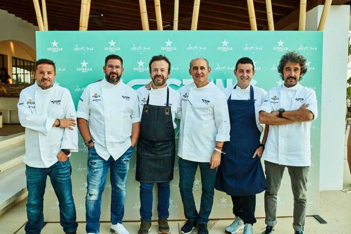 Cinco chefs con estrellas Michelin participaron en el exclusivo evento gsatronómico de Destino Pacha Resort