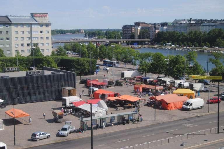 ¿Damos una vuelta por Helsinki?