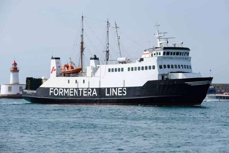Formentera Lines: diez años conectando las Pitiusas