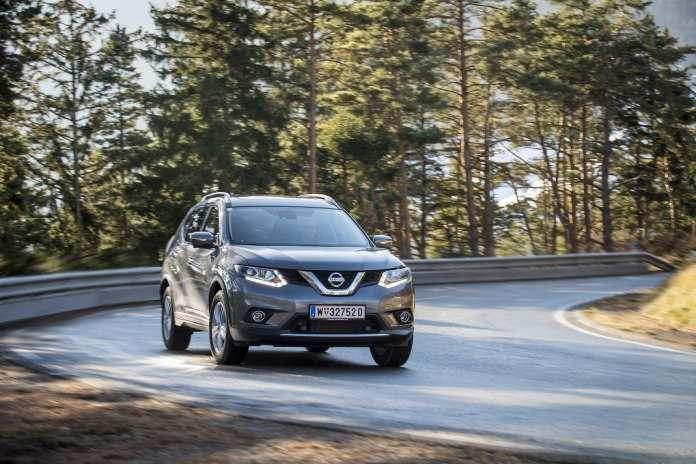 Nissan X-Trail, todocamino más vendido en el mundo.