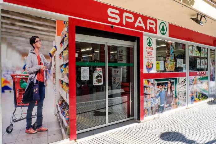 SPAR en Ibiza