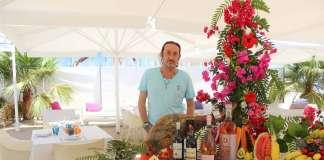 Los placeres de la cocina ibicenca en Bali Beach Club Ibiza