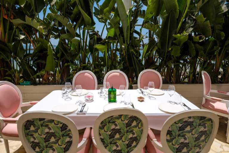 El primer restaurante de Radouane Mahrouk: Bikini by Cathy Guetta