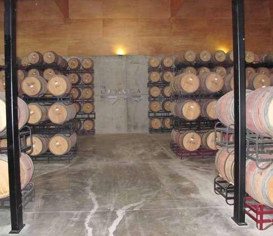 Bodega Finca Constancia. La mayor parte de la producción de verdejo y tempranillo se exporta a nivel internacional.