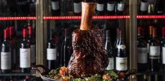 Montauk restaurante de carne en Ibiza