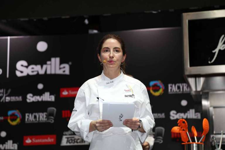 'Descolocar' la cocina con la innovación de Elena Arzak