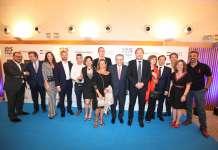 Photocall en el 125 aniversario de Diario de Ibiza